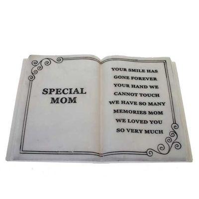 29.5x20cm Special Mom Memorial Plaque (1/6)