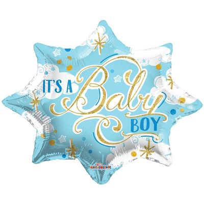 It�s a Baby Boy Balloon (18 inch)