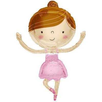 Ballerina Balloon (36 inch)