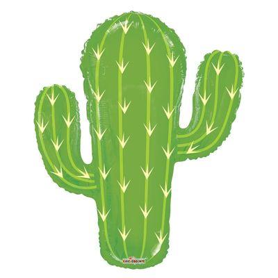 Cactus Shape Balloone (28 inch)