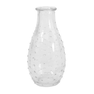 14 x 6.5 cm Meadow Bud Vase-Clear
