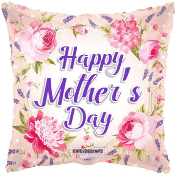 Happy Mothers Pillow Day Balloon (36 Inch)
