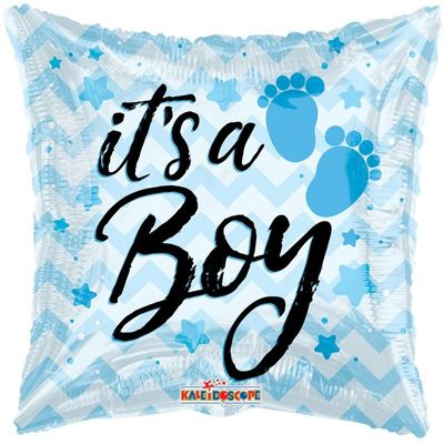 It�s a Boy Footprints (18 Inch)