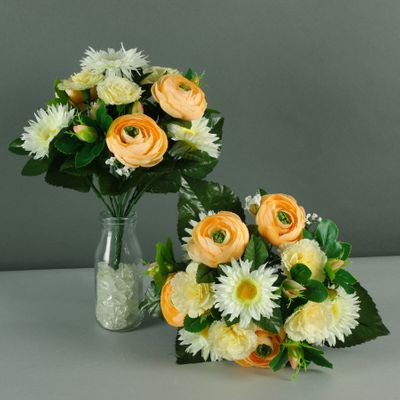 mixed pretty bouquet peach X12