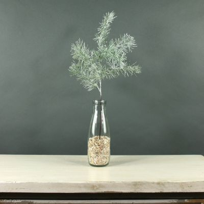 Frosty Leaf Spray Pick (48/480)