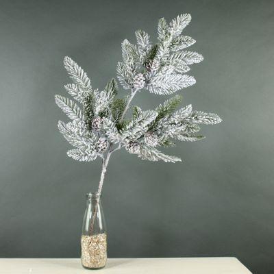 Snowy Pine Tree Spray (12/96)
