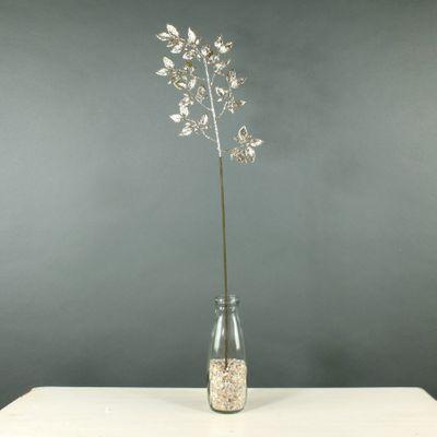 Glitter Dainty Leaf (Champagne) (72/576)