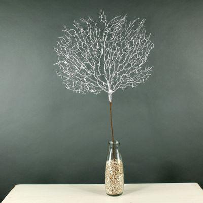 Glitter Coral Spray (Silver) (24/144)
