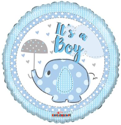 It�s a Boy Elephant Balloon (18 inch)