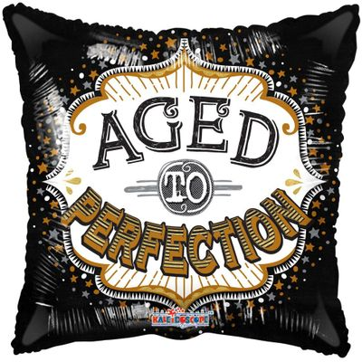 Aged To Perfection Balloon (18 inch)