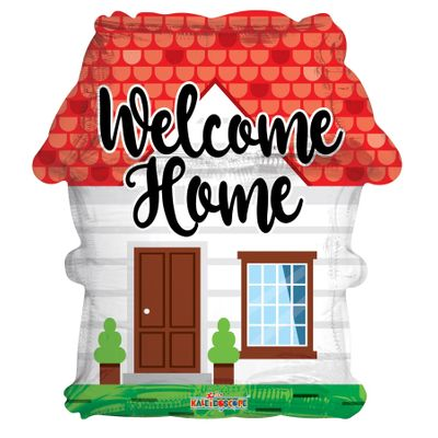 Welcome Home Balloon (18 inch)