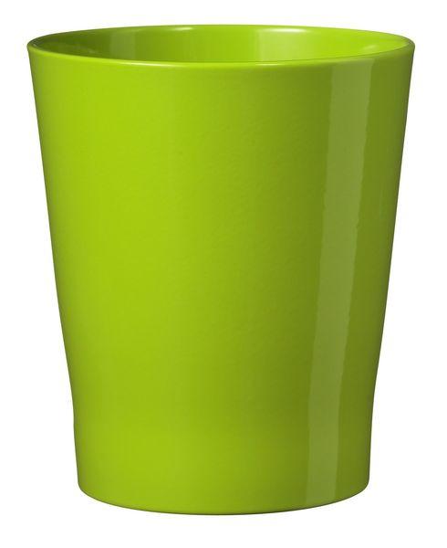 Merina Candy Ceramic Pot - Shiny Lemon Green (15cm)