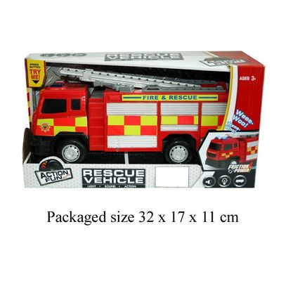 T19647 Fire Engine Try Me Light & Sound