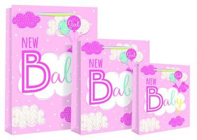 New Baby Girl Gift Bag