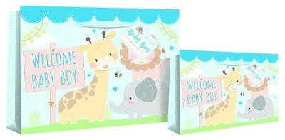 Boy Jungle Gift Bag