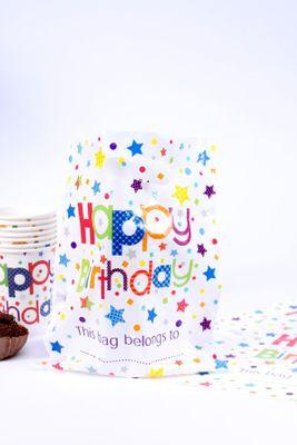 Happy Birthday Loot Bags (x8)