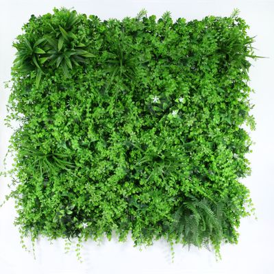 Exterior UV Resistant Tropical Green Wall (1m x1m) (1/10)