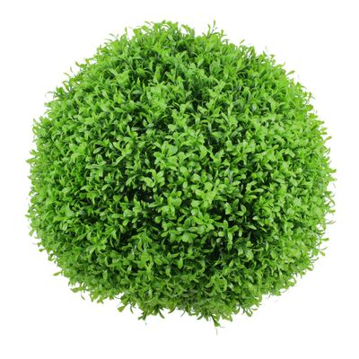 Exterior UV Resistant 55cm Tea Tree Ball (1/2)