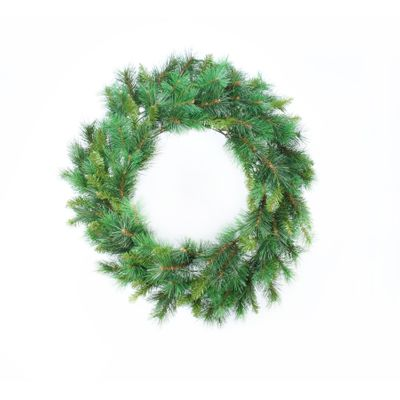 "24"" Imperial Majestic Double Wreath (150 Tips)"