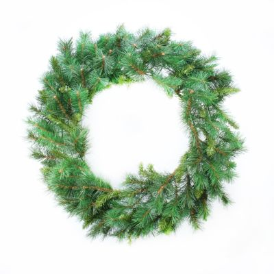 "30"" Imperial Majestic Double Wreath (180 Tips)"