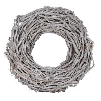 75cm Grapewood Whitewash Wreath (1)