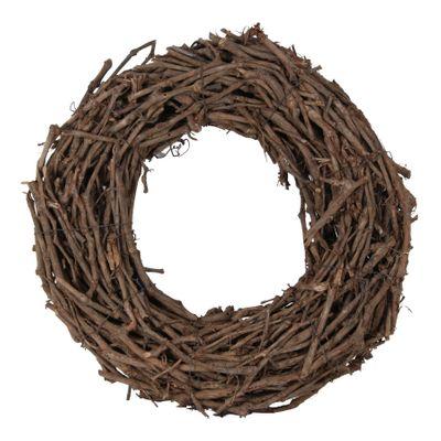 50cm Grapewood Natural Wreath (1/50)