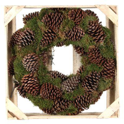 48cm Maritima Wreath (1/4)