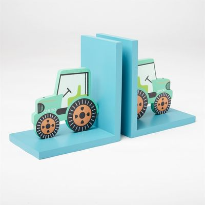 Tractor Bookend