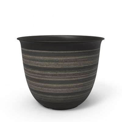 53cm Dark Brown Sahara Planter