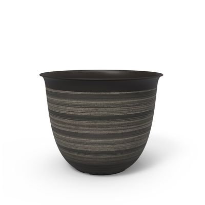 40cm Dark Brown Sahara Planter