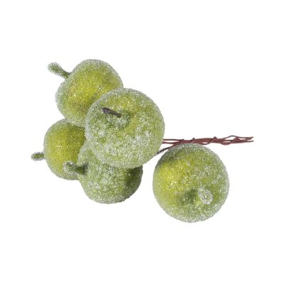 Frosted Apple Pick Green (12/120)