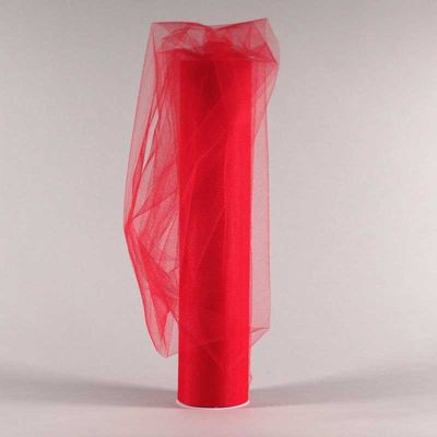Red Tulle (30cm x 23m)