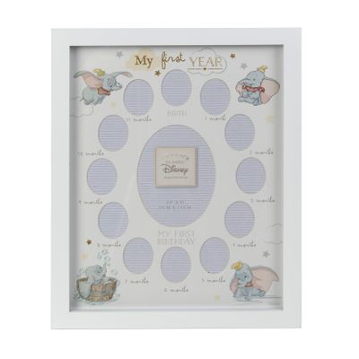 Dumbo first years photo frame
