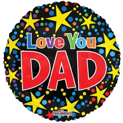 Love You Dad Balloon (18 Inch)