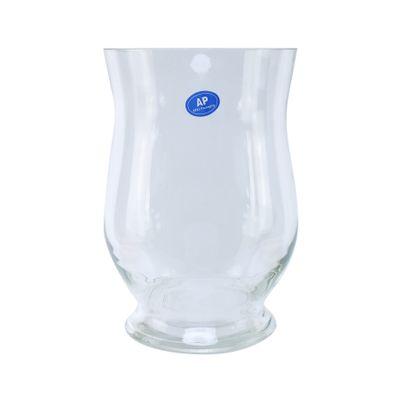 19.5 x 12.5cm Hurricane Vase