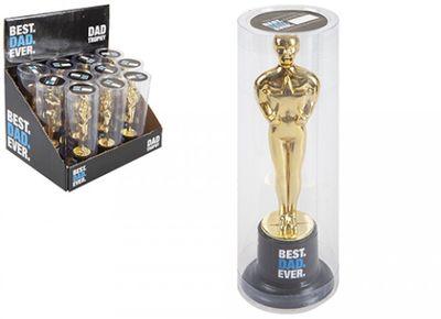 Best Dad Ever Trophy In Display Box