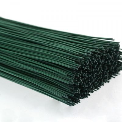 Green Stub Wire (18g - 9 inch)