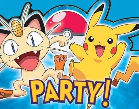 Pokemon Party Blog