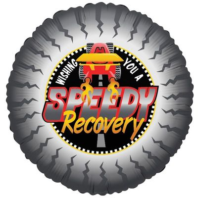 "9"" Speedy Get Well"