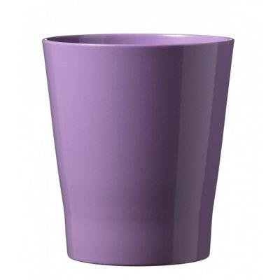 Merina Ceramic Pot Shiny Lavender Purple