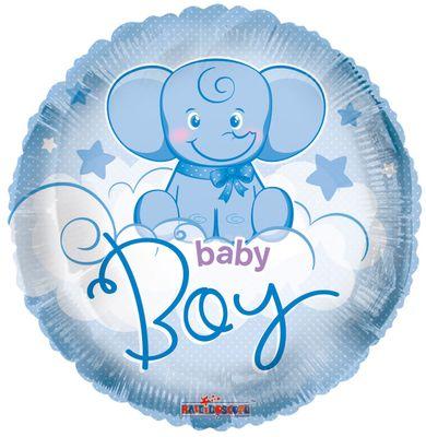 Baby Elephant Boy (18 Inch)