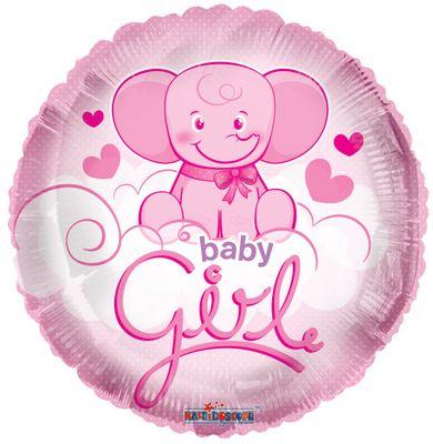 Baby Elephant Girl (18 Inch)