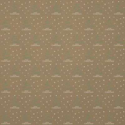 Nat Kraft Contemporary Christmas Paper (50cm x 100m)