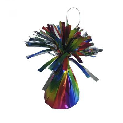 Tie Dye Foil Balloon Weight
