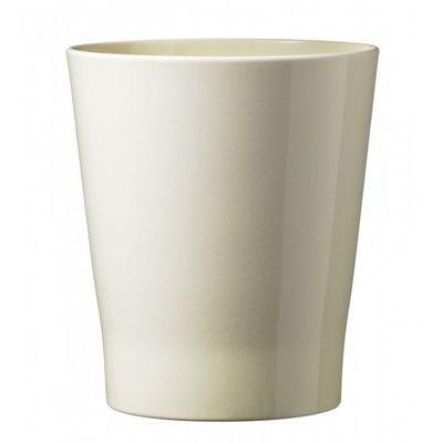 Merina Ceramic Pot Shiny Vanilla (18cm)