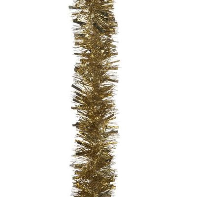 2M 6Ply Thick And Thin 11Cm    Tinsel Gold
