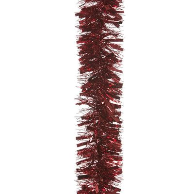 2M 6Ply Thick And Thin 11Cm    Tinsel Red
