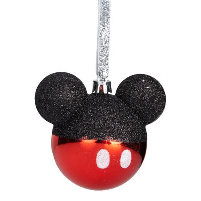 Assorted Mickey Mouse Christmas Bauble