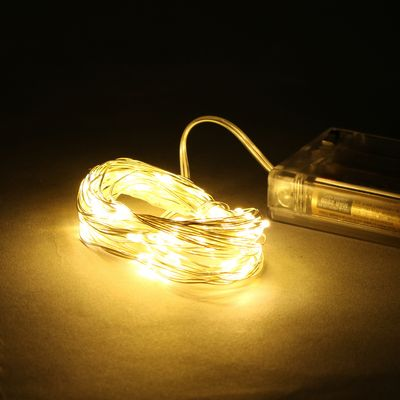 Elements Balloon Lights 3 wire 56 bulbs Warm White
