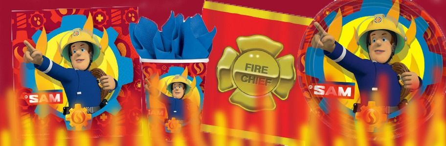Fireman Sam Banner